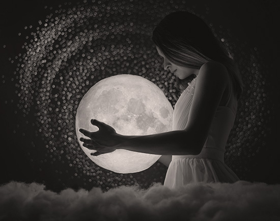 Luna notturna